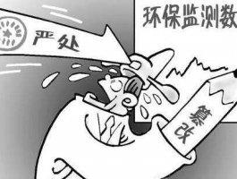 """《中国环境报》:入户调查数据应实行""""六级联审""""制度"""