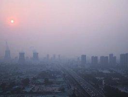 济南发布重污染天气橙色预警 今天零时起部分企业限产限停